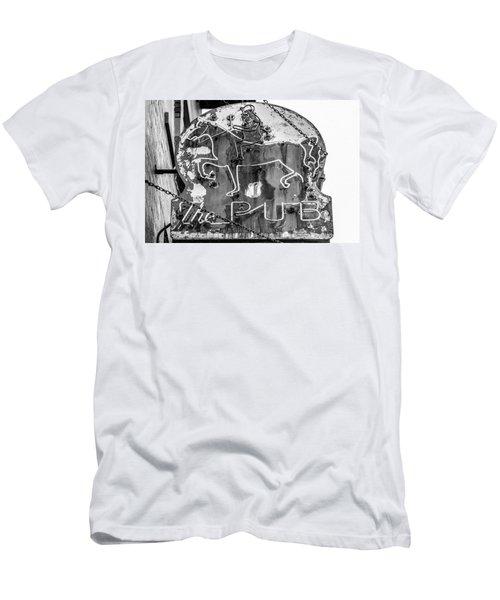 The Pub Men's T-Shirt (Athletic Fit)