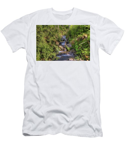 The Quinault Stream 2 Men's T-Shirt (Athletic Fit)
