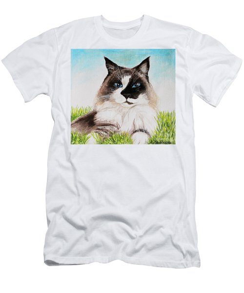 The Ragdoll Men's T-Shirt (Athletic Fit)