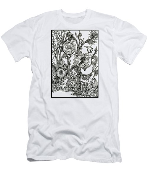 The Rainforest Men's T-Shirt (Athletic Fit)