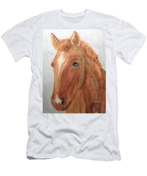 The Red Pony Men's T-Shirt (Athletic Fit)