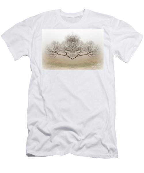 The Rorschach Tree Men's T-Shirt (Athletic Fit)