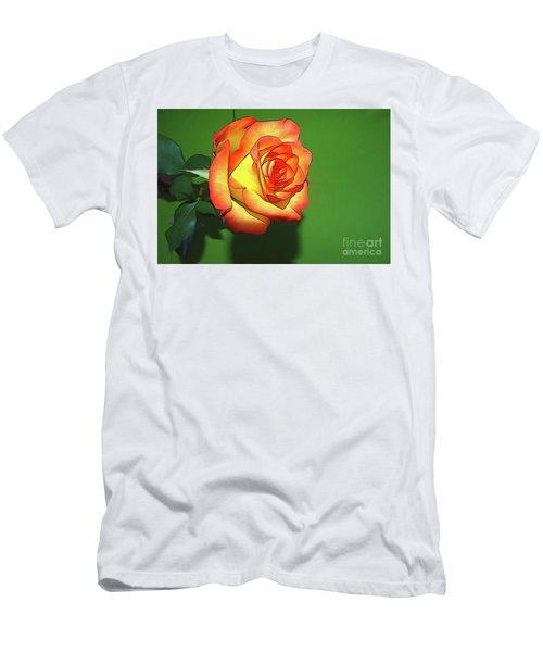 The Rose 4 Men's T-Shirt (Athletic Fit)