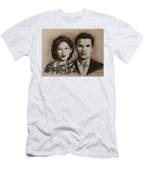 The Sandovals Men's T-Shirt (Athletic Fit)
