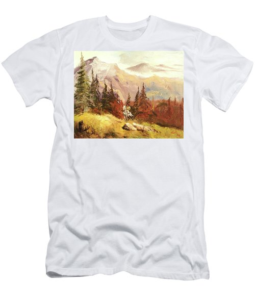 The Scout Men's T-Shirt (Athletic Fit)