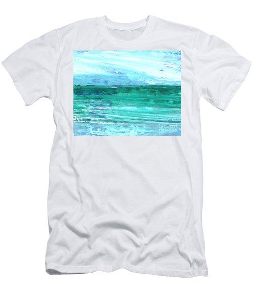 The Sea Men's T-Shirt (Athletic Fit)