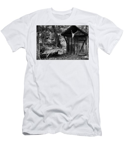 The Shack Men's T-Shirt (Slim Fit) by Wade Courtney