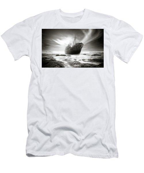 The Shipwreck Men's T-Shirt (Athletic Fit)