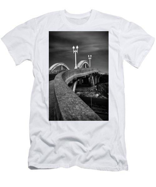 The Sierra Vista Bridge Of Roseville Men's T-Shirt (Athletic Fit)