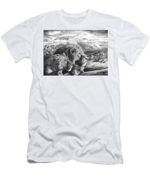 The Snows Of Kilimanjaro Men's T-Shirt (Athletic Fit)