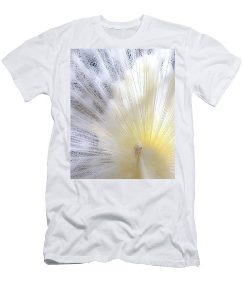 The Softer Side Of White Men's T-Shirt (Athletic Fit)