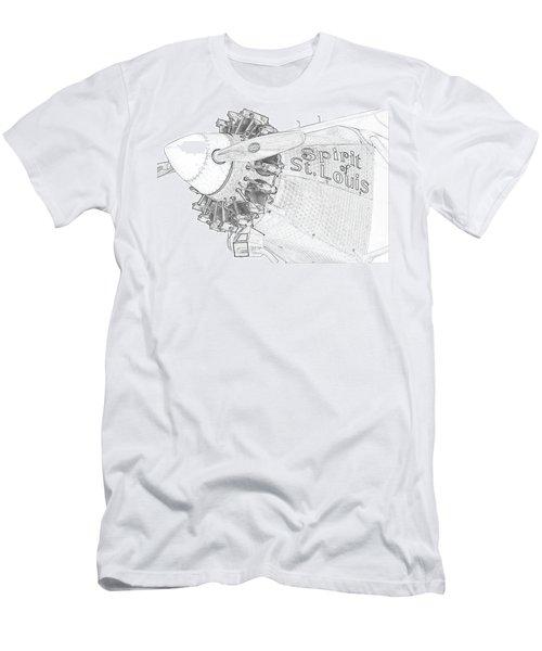 The Spirit Men's T-Shirt (Athletic Fit)
