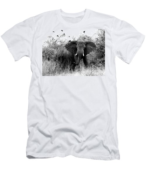The Standoff Men's T-Shirt (Athletic Fit)