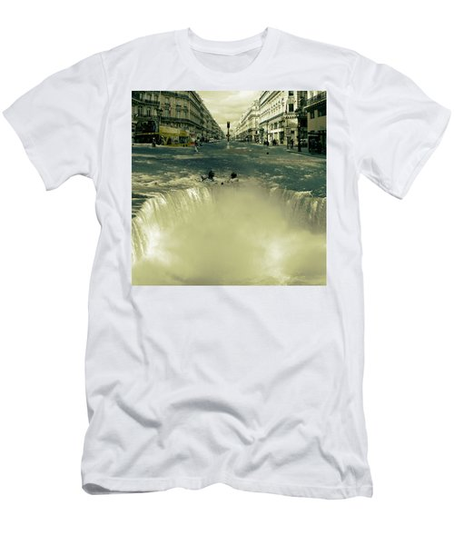 The Street Fall Men's T-Shirt (Athletic Fit)