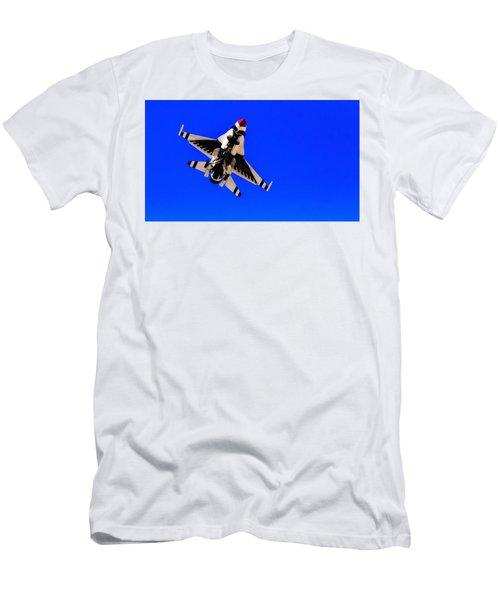 The Team Usaf Thunderbirds Men's T-Shirt (Athletic Fit)