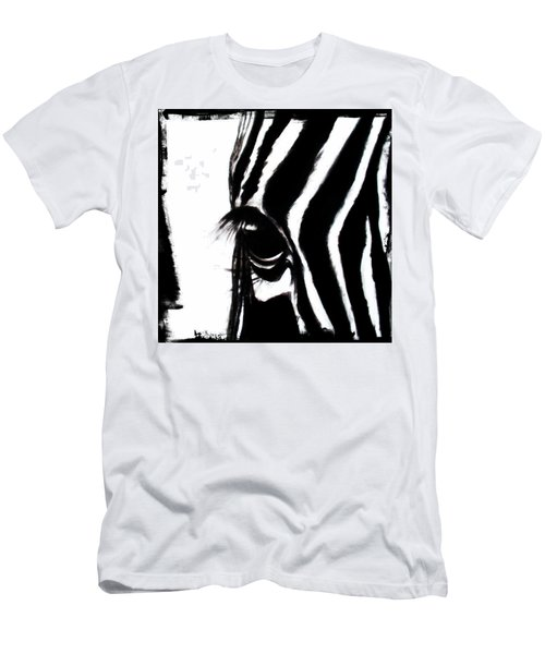 The Three Musketeers - Zebra Men's T-Shirt (Athletic Fit)