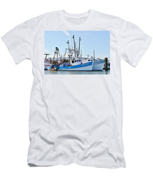 The Tony And Jan - West Ocean City Harbor Men's T-Shirt (Athletic Fit)