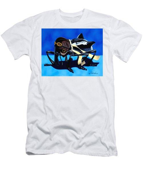 The Veteran Men's T-Shirt (Athletic Fit)