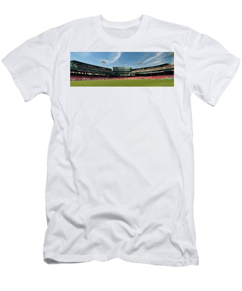 The View From Center Men's T-Shirt (Athletic Fit)