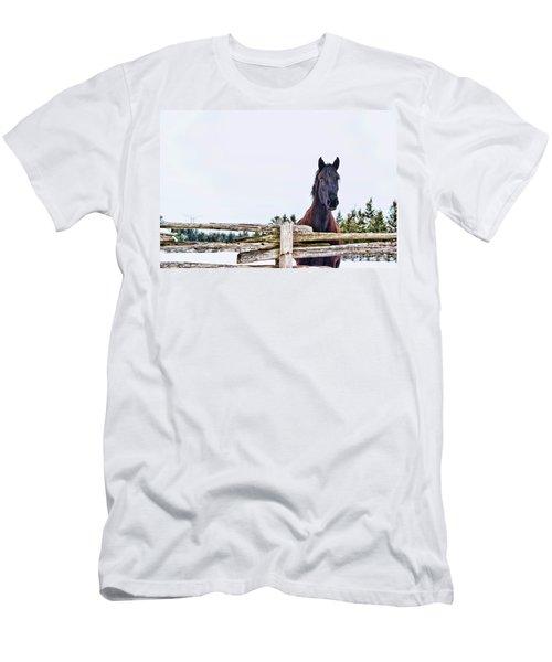 The Watcher 2 Men's T-Shirt (Athletic Fit)