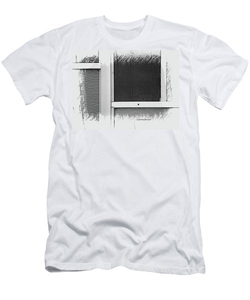 The Window Frame Men's T-Shirt (Athletic Fit)