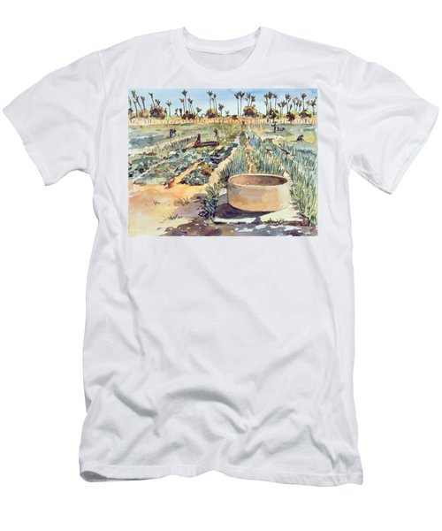 The Wome's Garden  Senegal West Africa Men's T-Shirt (Athletic Fit)