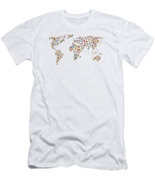 The World Is Made Up Of All Sorts Men's T-Shirt (Athletic Fit)