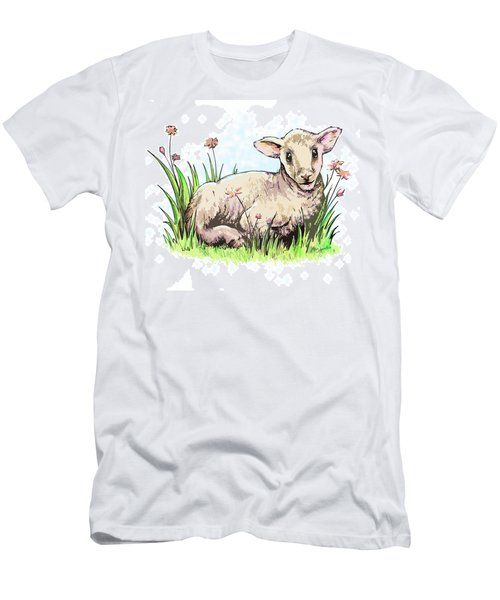 The Yearling Men's T-Shirt (Athletic Fit)