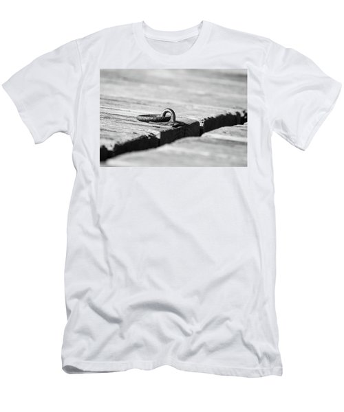 Men's T-Shirt (Slim Fit) featuring the photograph There by Karol Livote