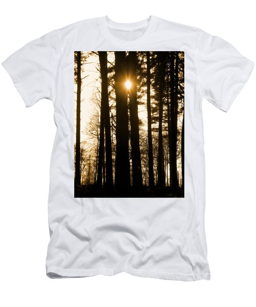 There's Always The Sun Men's T-Shirt (Athletic Fit)