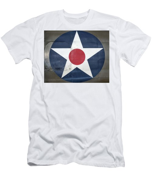 These Colors Don't Run - 2016 Christopher Buff, Www.aviationbuff.com Men's T-Shirt (Athletic Fit)