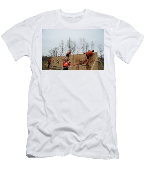 They Call It The Berlin Walls Men's T-Shirt (Athletic Fit)
