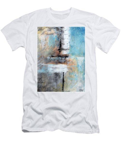 This April Men's T-Shirt (Athletic Fit)