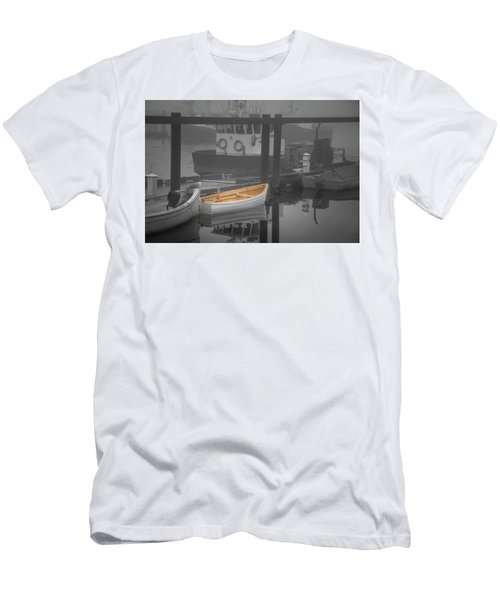 This Little Boat Men's T-Shirt (Slim Fit) by Peter Scott