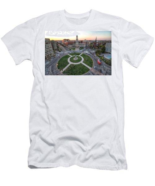 Thomas Circle Men's T-Shirt (Athletic Fit)