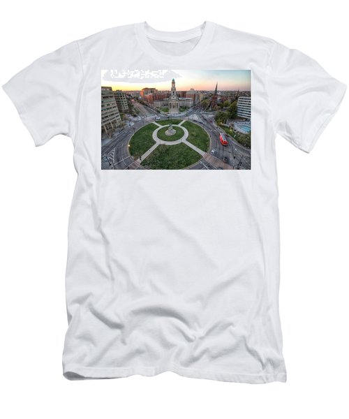 Thomas Circle Men's T-Shirt (Athletic Fit)