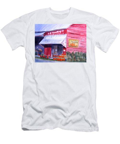 Thomas Market Men's T-Shirt (Athletic Fit)