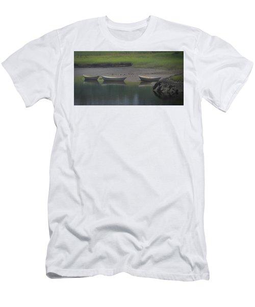 Three Dories Men's T-Shirt (Athletic Fit)
