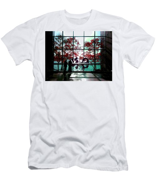 Through The Glass Men's T-Shirt (Athletic Fit)