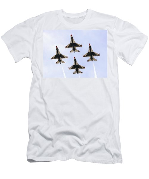 Thunderbirds Away Men's T-Shirt (Athletic Fit)
