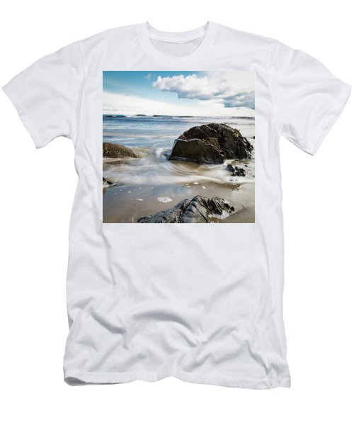 Tide Coming In #2 Men's T-Shirt (Athletic Fit)