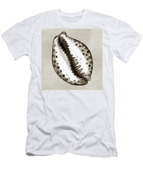 Tiger Cowrie Men's T-Shirt (Athletic Fit)