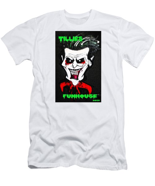 Tillies Vamp Men's T-Shirt (Slim Fit) by Patricia Arroyo