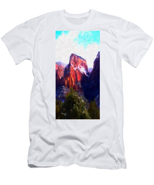 Timber Top Men's T-Shirt (Athletic Fit)