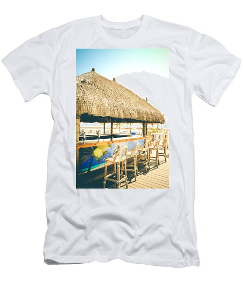 Time To Tiki Men's T-Shirt (Athletic Fit)