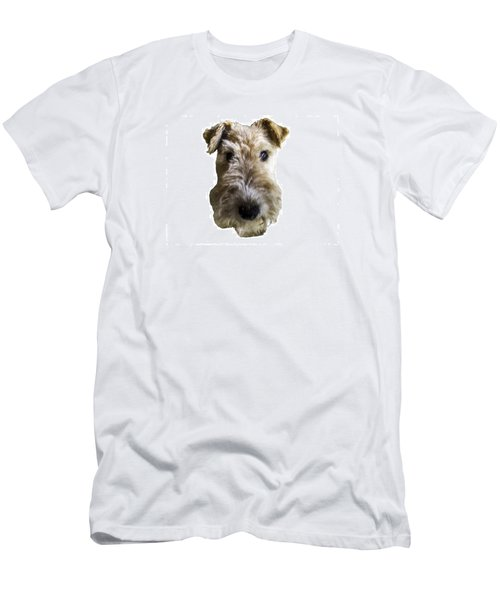 Tipper The Fox Terrier Men's T-Shirt (Athletic Fit)