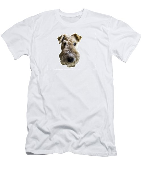Tipper The Fox Terrier Men's T-Shirt (Athletic Fit)