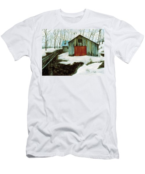 To The Sugar House Men's T-Shirt (Athletic Fit)