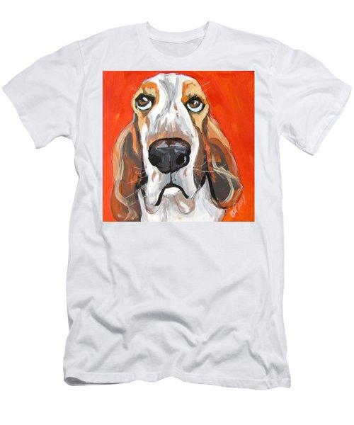 Toby Men's T-Shirt (Slim Fit) by Barbara O'Toole