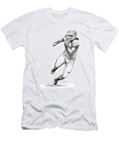 Todd Gurley Men's T-Shirt (Athletic Fit)